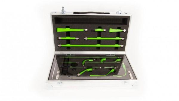 Kofferdüsensatz Düsensatz Flex-Case II