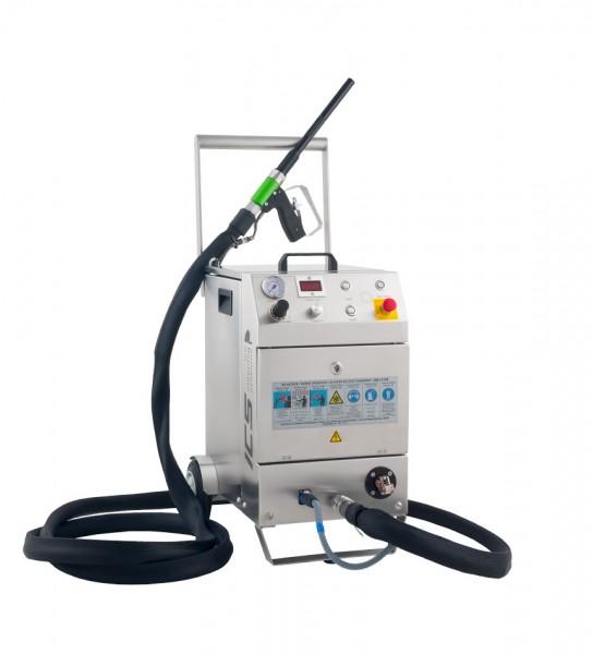 Trockeneis-Strahlanlage IC-110E Elektrisch Einschlauch